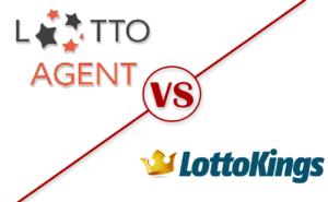 Lotto Agent vs. LottoKings