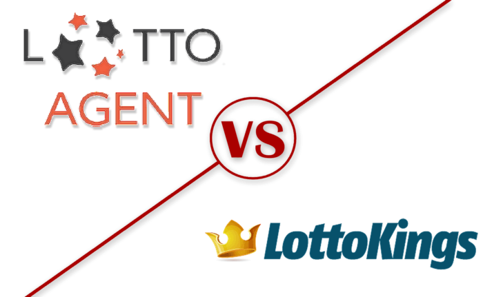 Lotto Agent vs. LottoKings