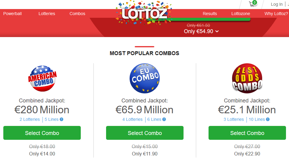 lottokings vs lottoz discounted prices at lottoz