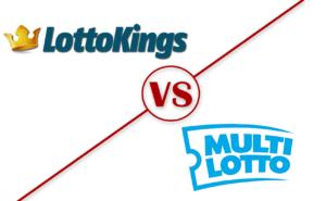 LottoKings vs. MultiLotto