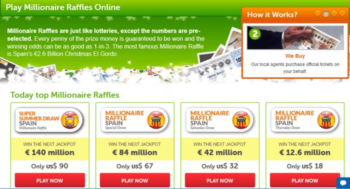 wintrillions vs lotto agent millionaire raffles at wintrillions
