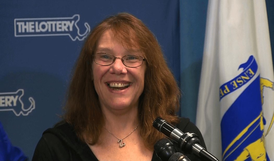 Powerball Lottery Winner Mavis Wanczyk