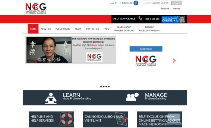 NCPG Singapore