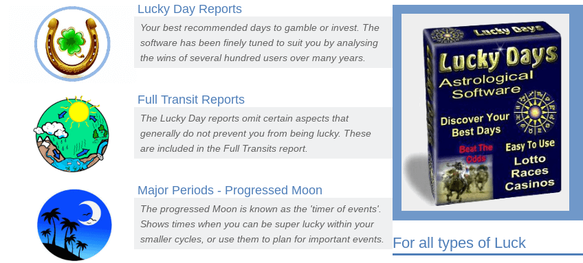 Lucky Days features