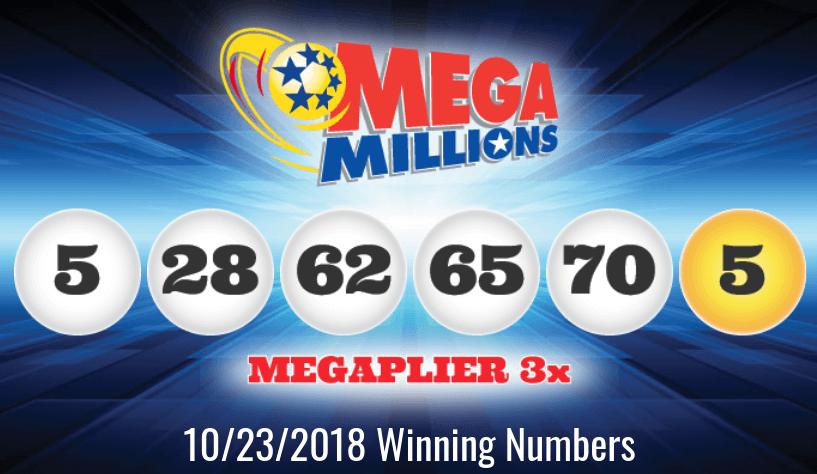 Mega Millions record $1.6 billion jackpot winning numbers draw