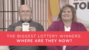 John and Lisa Robinson Biggest Lotto Winners Article Header Image
