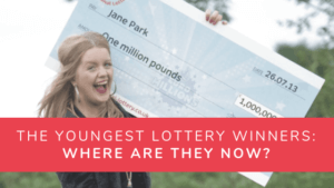 Jane Park Youngest Lotto Winners Article Header Image