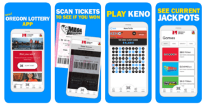 Oregon Lottery mobile app