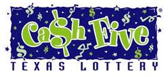 Texas Lottery Cash Five