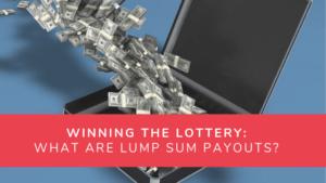 lump sum payout article header image