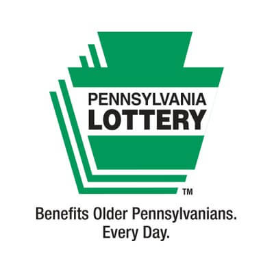 Pennsylvania Lottery logo and slogan