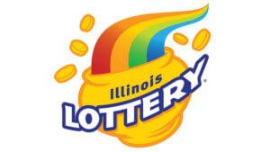 Illinois IL Lottery logo