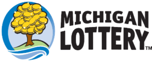 Michigan MI Lottery logo