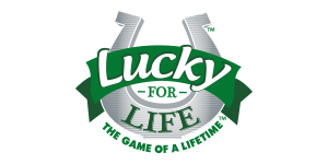 Vermont Lottery Lucky For Life logo