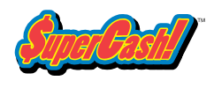Wisconsin Lottery SuperCash! logo