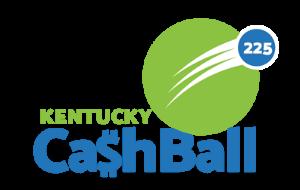 Kentucky Lottery Cash Ball 225 logo
