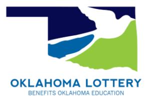 Oklahoma Lottery logo
