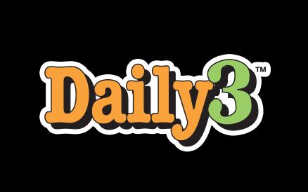 Michigan Lottery Daily 3 Logo