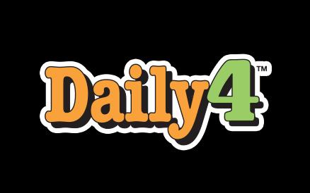 Michigan Lottery Daily 4 logo
