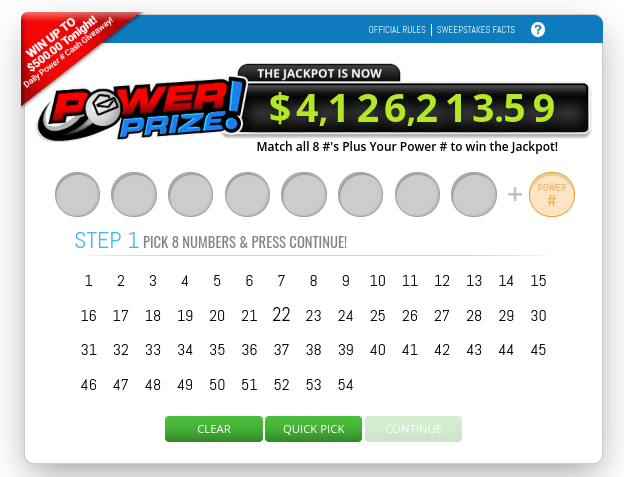 PCH Lotto Review lottery