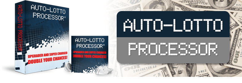 Auto Lotto Processor logo