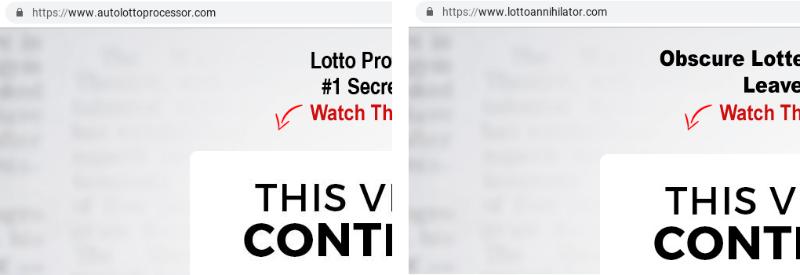 Auto Lotto Processor Lotto Annihilator