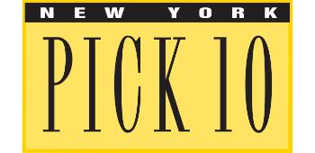 New York Lottery Pick 10 logo