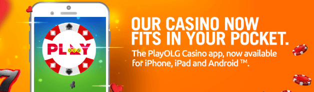 Ontario Lottery PlayOLG mobile app