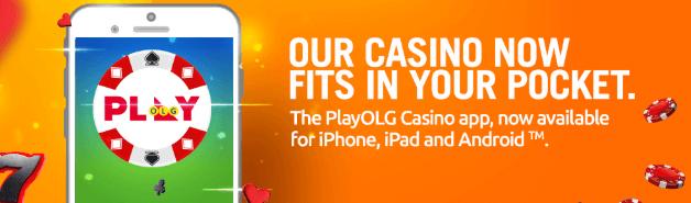 Ontario Lottery PlayOLG mobile app