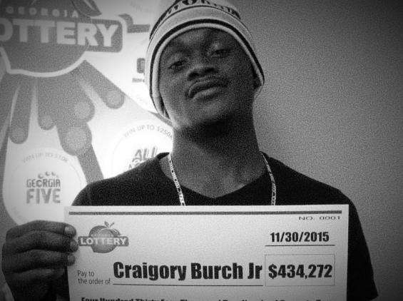 Craigory Burch Jr.