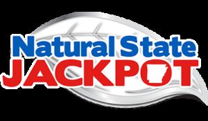 Arkansas Natural State Jackpot Logo