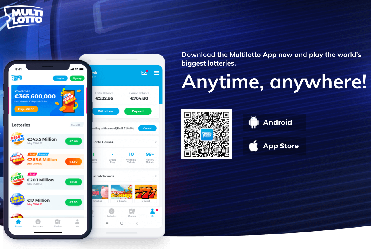 multilotto mobile apps